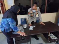 Dua pengedar sabu disinyalir jaringan Lapas Narkotika Rumbai ditangkap